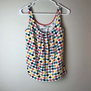 Boden Colorful Connie Tank Top WL891